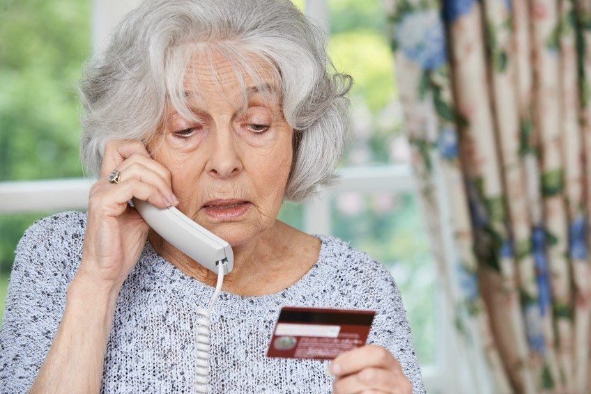 fraud targeting seniors