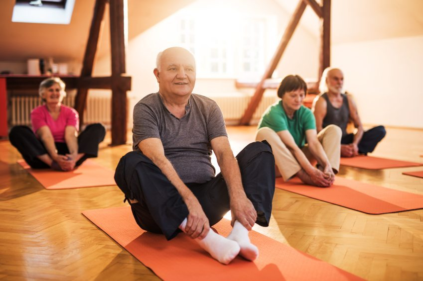 5 Seniors Exercises for a Longer and Healthier Life