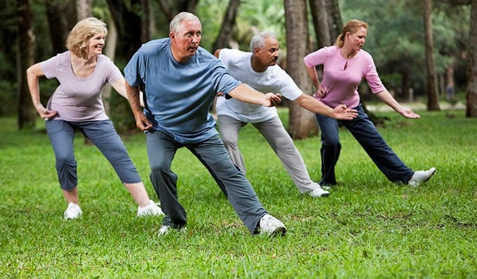 5 Benefits of Tai Chi For Seniors