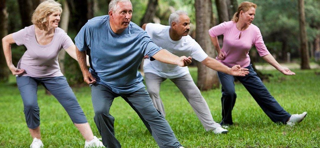 5 Benefits of Tai Chi For Seniors
