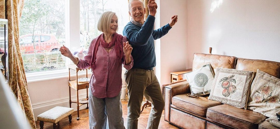 How Dancing at Home Can Improve Stability for Seniors