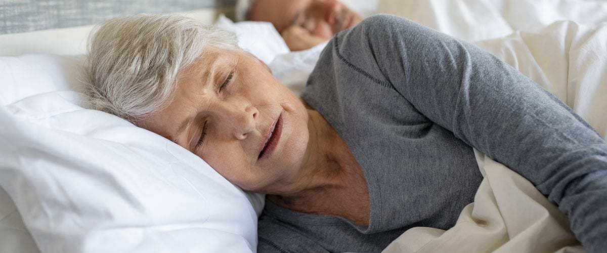 Importance of sleep as you get older