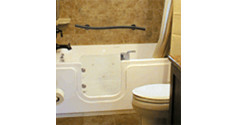 Easy Access bathtubs for seniors and families