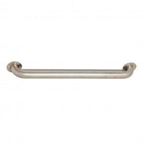 """18"""" x 1.5"""" Stainless Steel Institutional Grab Bar"""