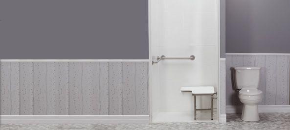 """ADA Transfer Showers (36""""X36"""" ID)"""