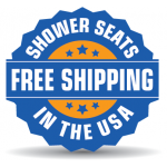Shower Seats Free Shipping in USA