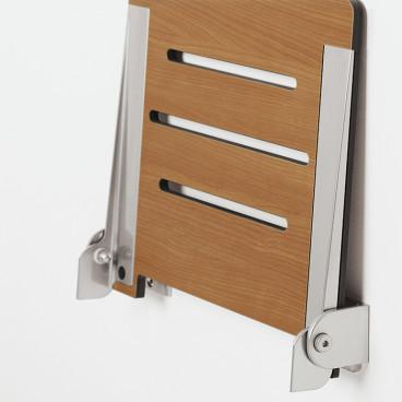 teak bench fold up shower seat