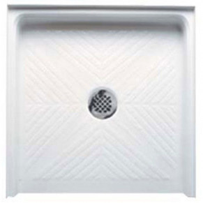 """36"""" x 36"""" Accessible Shower Pan"""