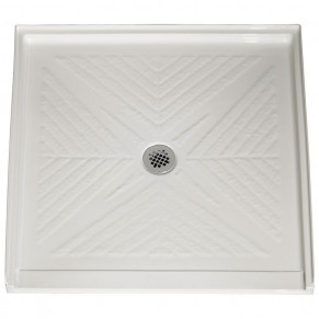 """48"""" x 48"""" Accessible Shower Pan"""
