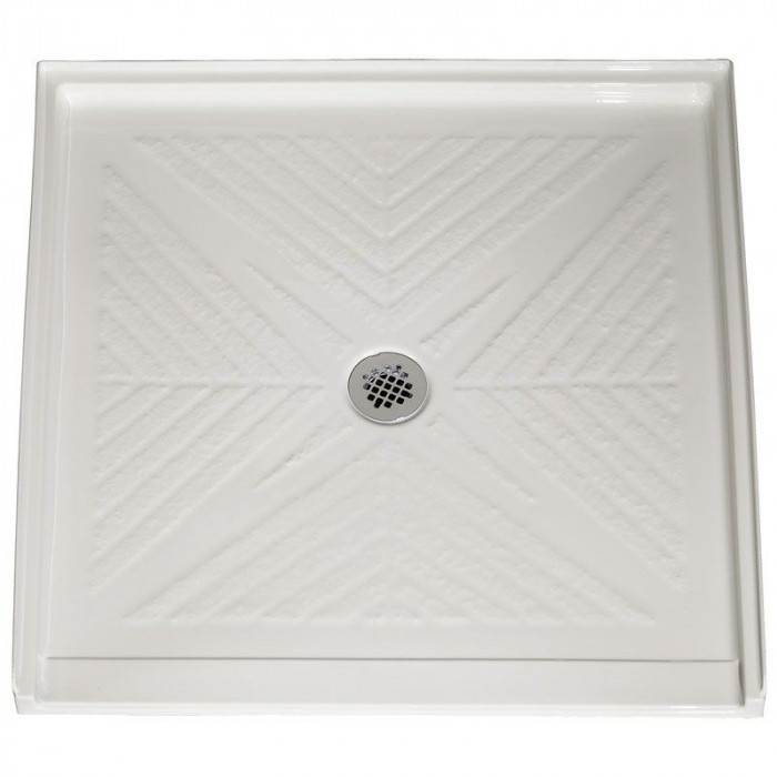 Barrier Free Shower Pan, Acrylic (48