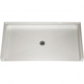 """60"""" x 32"""" Accessible Shower Pan"""