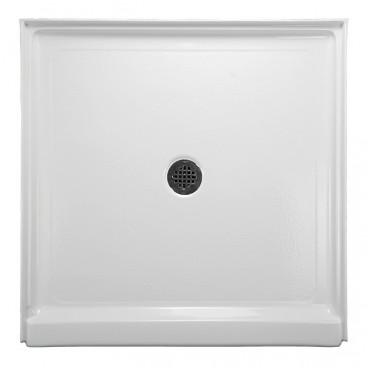 38 x 38 ANSI B shower pan