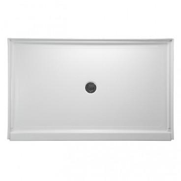 ANSI b shower pan