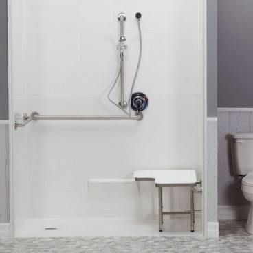 code compliant shower 5 piece
