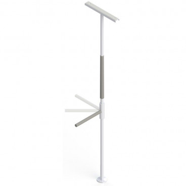 Support Pole with SuperBar