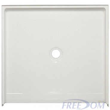 Freedom Accessible Shower Pan Fiberglass