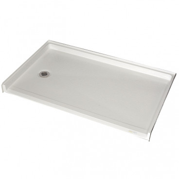 ada roll in shower tray