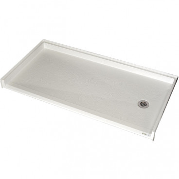 accessible shower pan acrylic