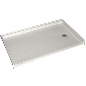 barrier free shower base acrylic