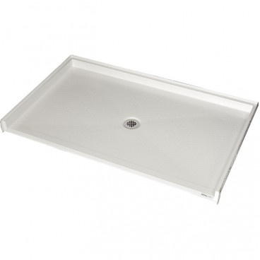 bathtub replacement shower pan accessible