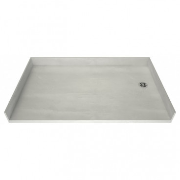 54 x 33 Freedom Tile Over Shower Pan right drain