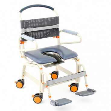 bariatric roll in shower chair, Roll in ShowerBuddy 22 inches wide
