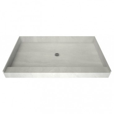 Freedom Tile Over Easy Step Shower Pan 60 x 42
