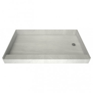 Freedom Tileable Easy Step Shower Pan 60 x 42