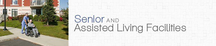 senior and assisted living facilities