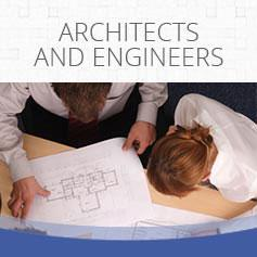 For Architects and Engineers