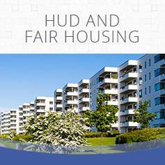 HUD and fair housing projects