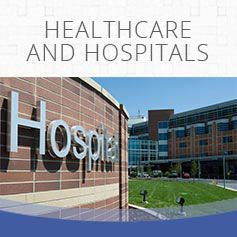 Healthcare and Hospitals