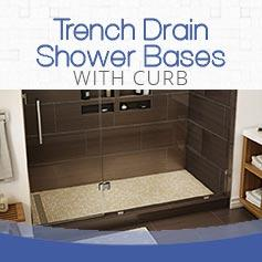Linear_Channel_Drain_Shower_Base_for_Tiling_with_Curb