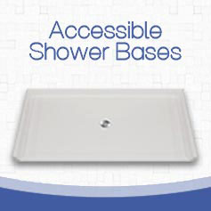 Handicap Accessible Shower Pans
