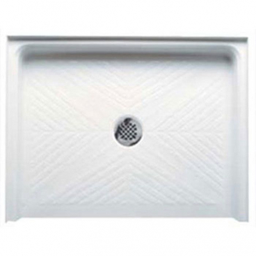 Freedom Accessible Shower Pan Acrylic 48 x 36