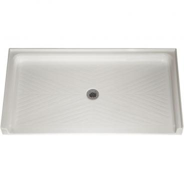 Freedom Accessible Shower Pan Acrylic 60 x 32