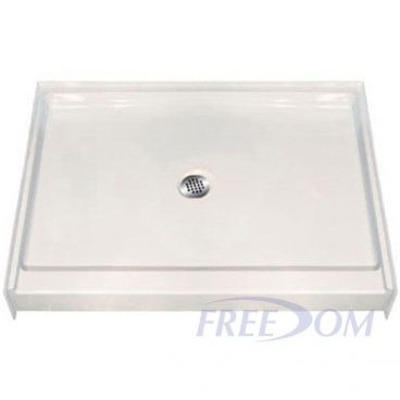 48 x 37 Freedom Easy Step Shower Pan