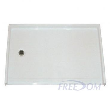 Freedom Accessible Shower Pan Left Drain 54 x 36