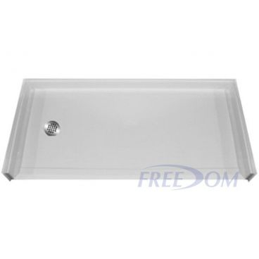 Freedom Accessible Shower Pan Left Drain