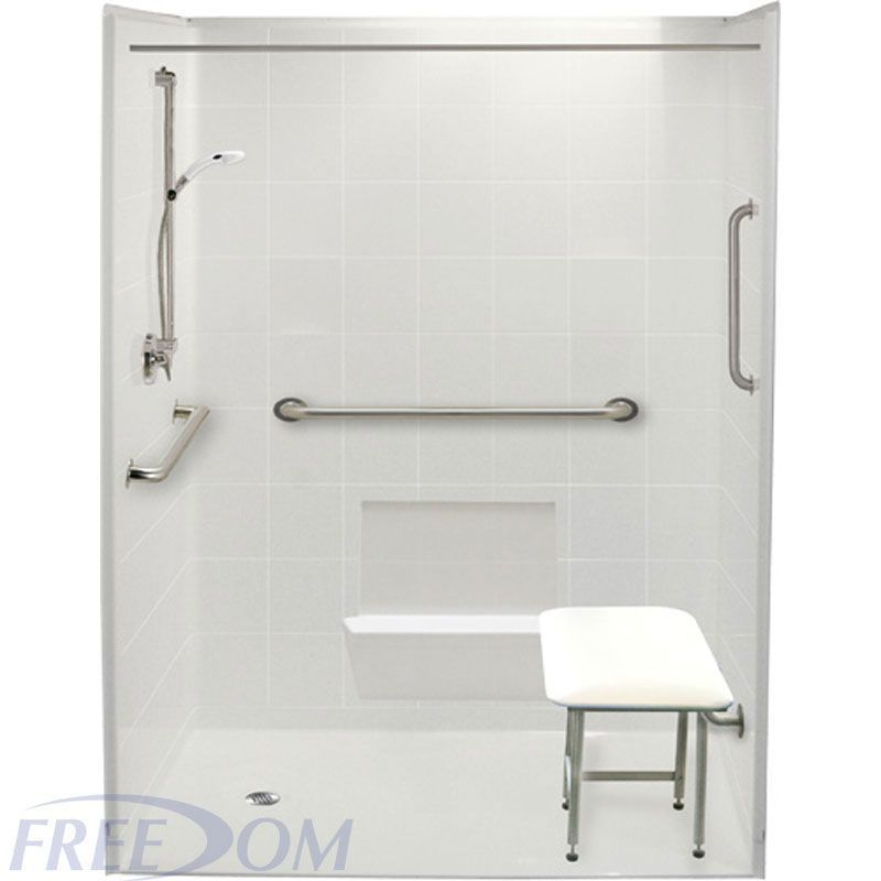 freedom shower model APF6036BF5PL