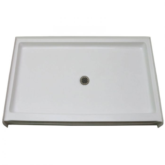 Freedom Easy Step Walk In Shower Pan (60\