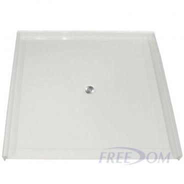 60 x 61 Freedom Accessible Shower Pan
