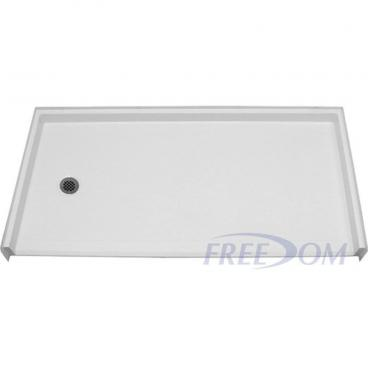 ADA Roll In Shower Pans For Commercial Installation