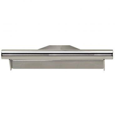 shower shelf with grab bar