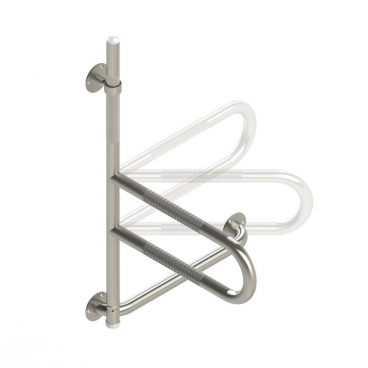 bath safety bar stainless steel