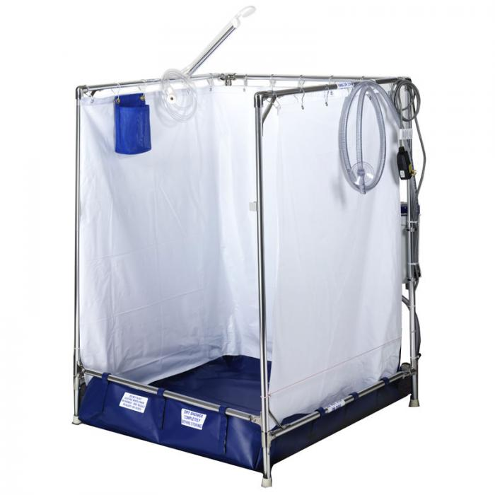 portable indoor showers