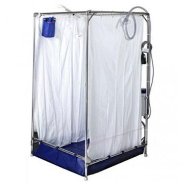 EMS portable showers