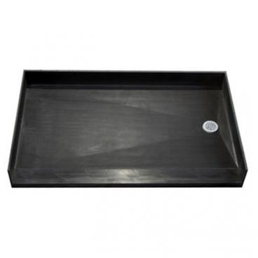 60 x 33 Freedom Tile Over Shower Pan right drain