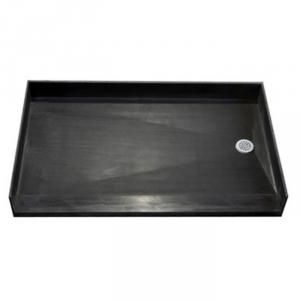Tile Over Accessible Shower Pan 60X35 INCH RIGHT Drain
