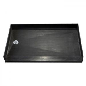 60 inch Tile Ready Accessible Shower Pan, Left drain